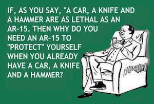 Gun funnie